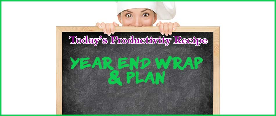 Year End Wrap & Plan