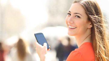 smartphone makes life easier